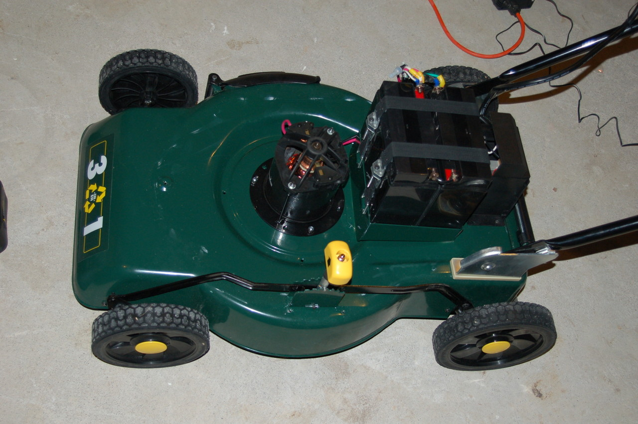 upgrading an electric lawn mower to lithium batteries kuzyatech rh kuzyatech com