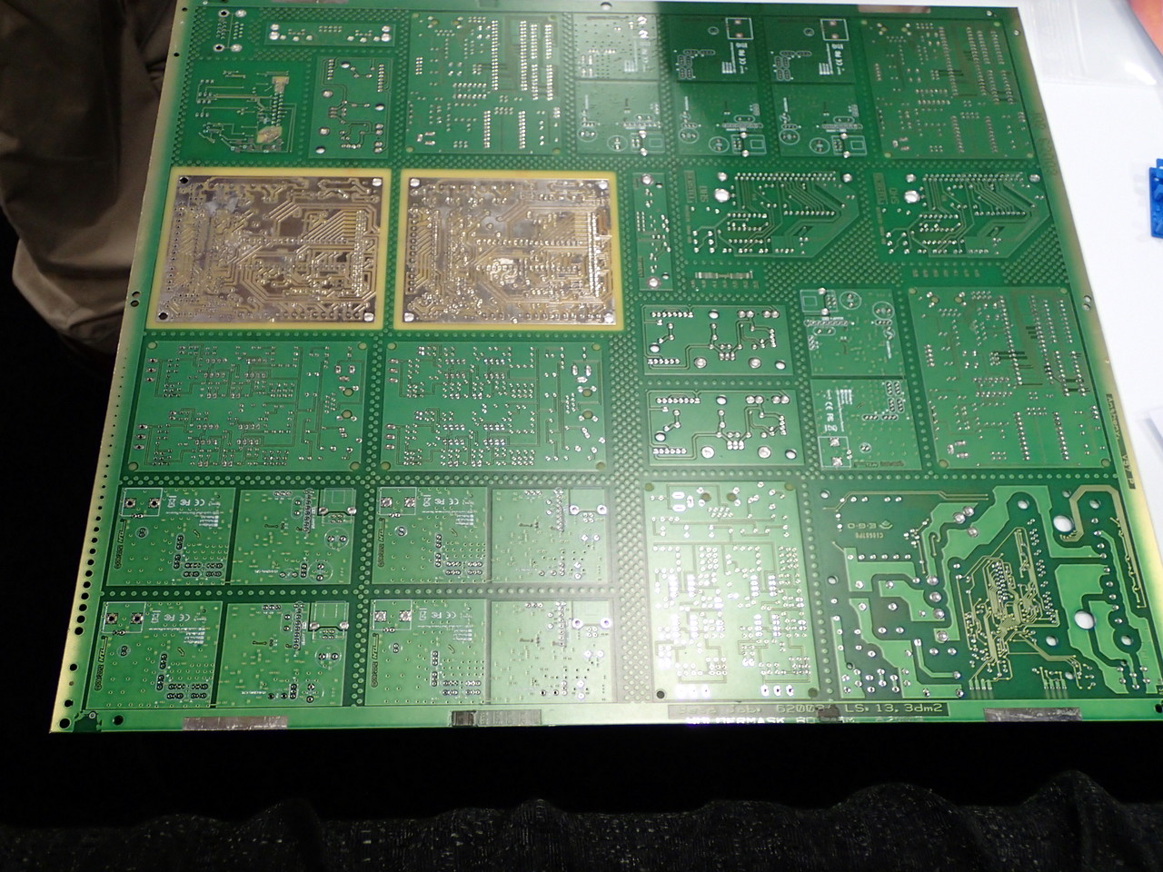 Panel Example From Pcb Pool Kuzyatech