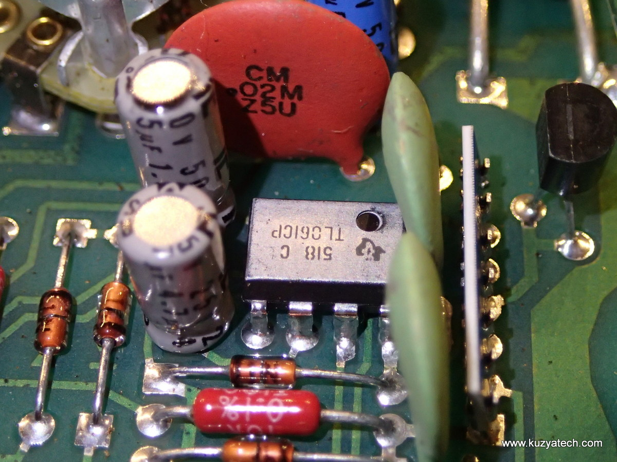 TI TL061- still being made