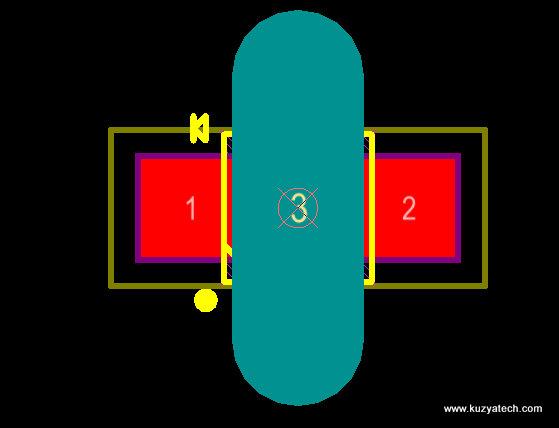 Altium board slots and OSH Park | KuzyaTech
