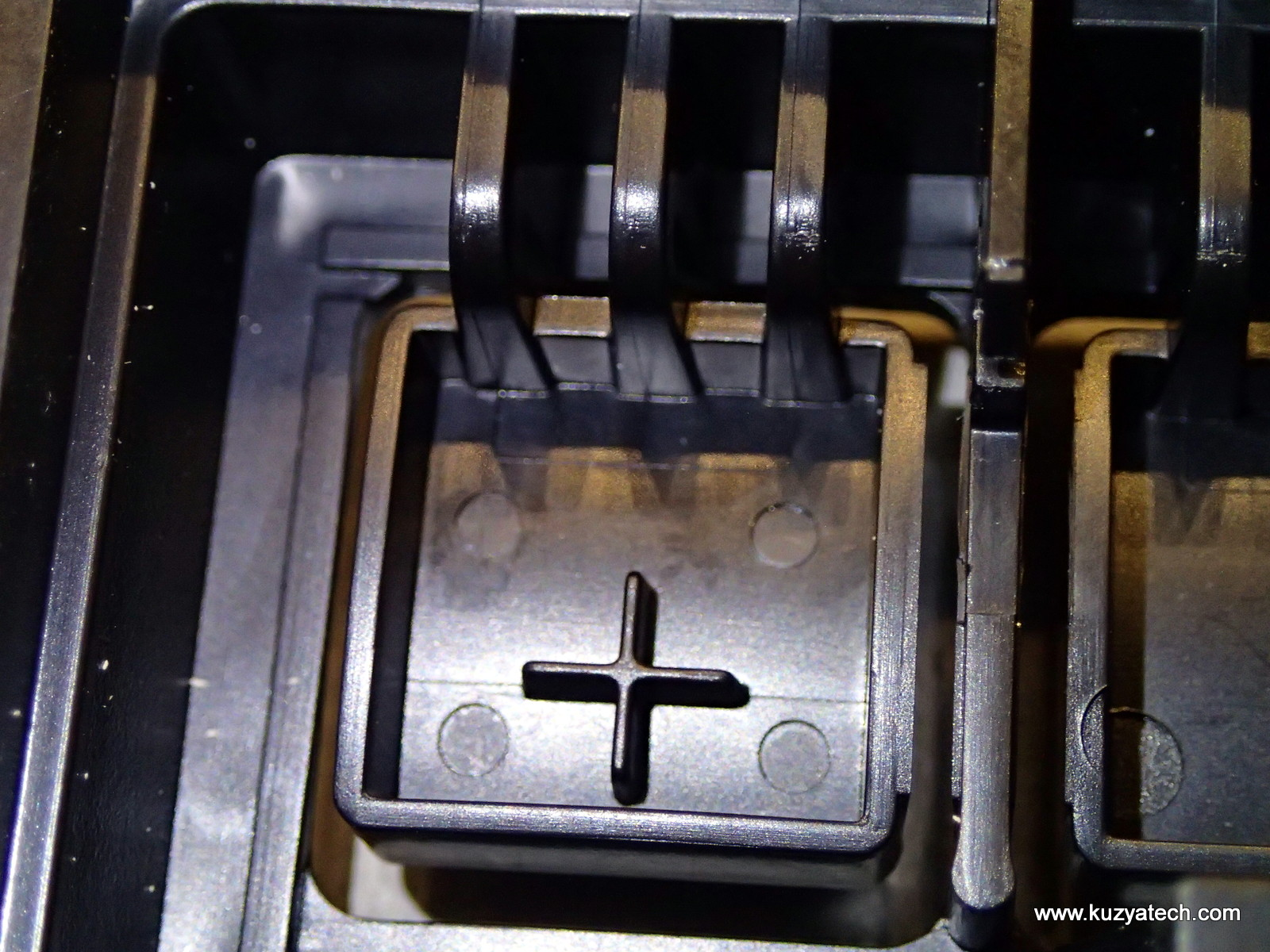 Buttons as part of the case